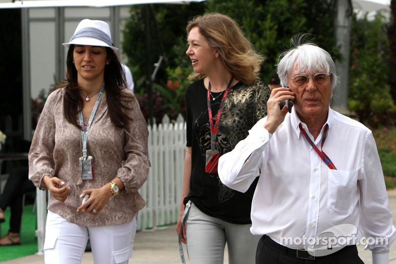 FIA waiting for new calendar from Ecclestone