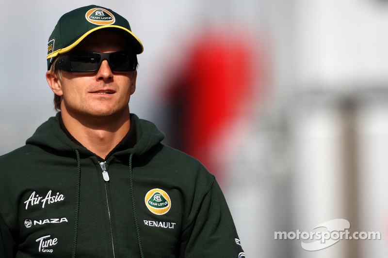 Team Lotus Canadian GP Friday Practice Report