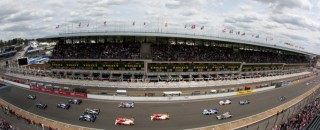 Le Mans Audi Hold Early Edge At 24 Hours Of Le Mans