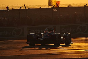 Le Mans Team ORECA-Matmut LMP2 Le Mans Hour 8 Report