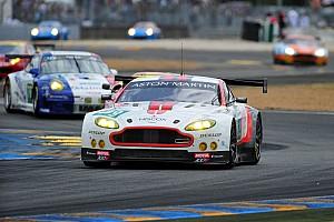 Le Mans Jota Sport AMR Retires From Le Mans