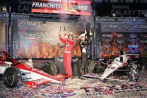 IndyCar IndyCar series Texas Race 2 Race Report
