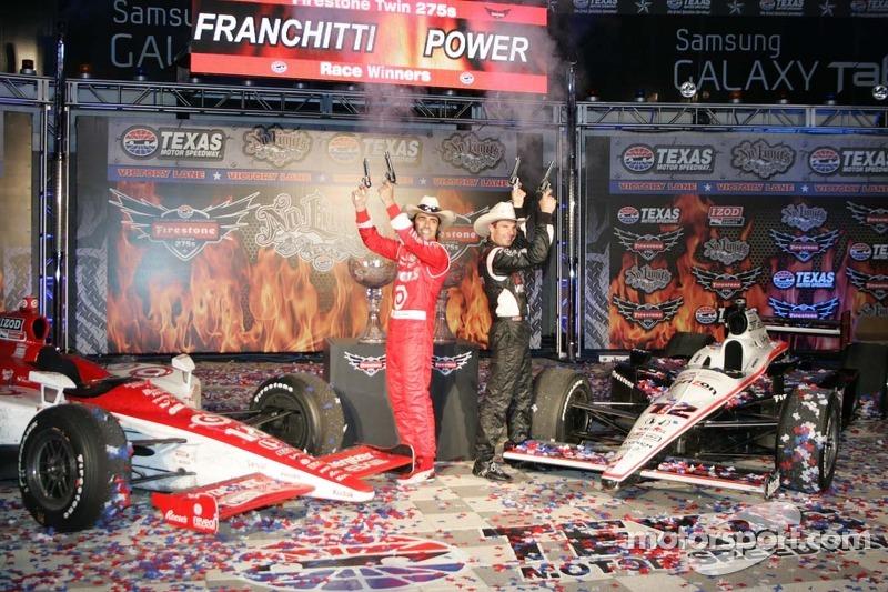 IndyCar series Texas Race 2 Race Report