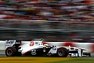 Sauber Canadian GP Race Report