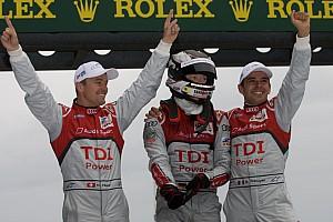 Le Mans Rolex Le Mans 24H Race Report