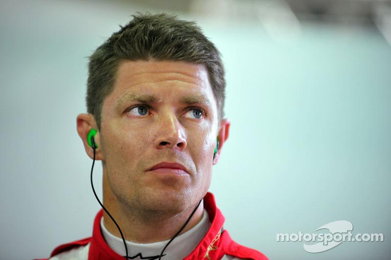 Guy Smith Le Mans 24H Race Report