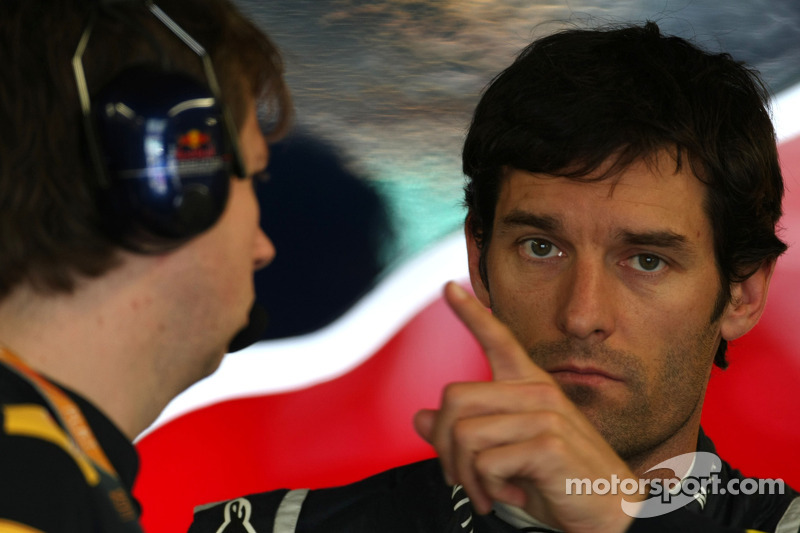 Staying put makes 'more sense' than Ferrari switch - Webber