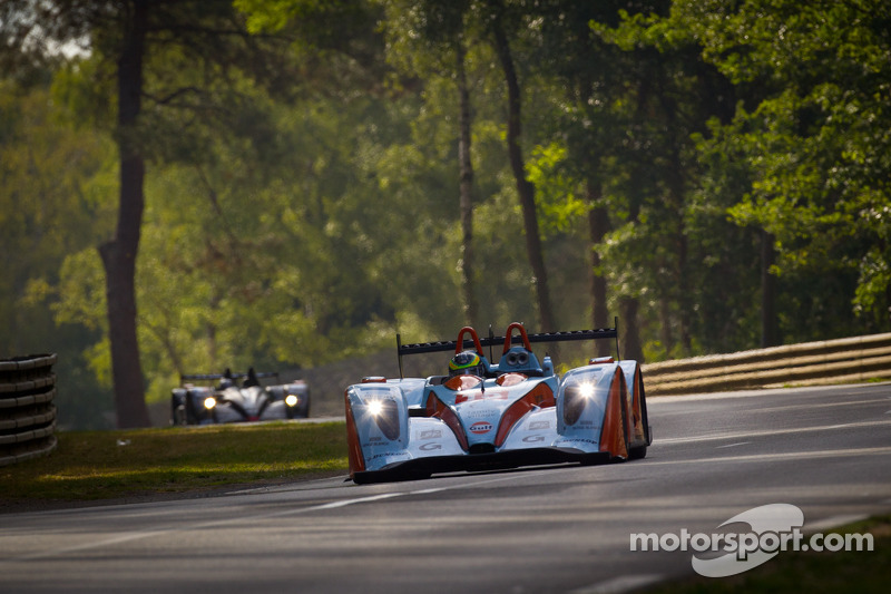 Tiago Monteiro Retired From Le Mans 24H