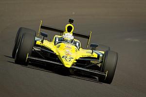IndyCar Sarah Fisher Racing Milwaukee Mile Friday Report