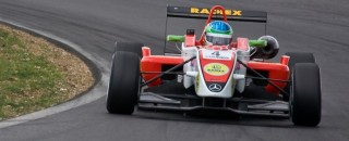 BF3 Lucas Foresti Takes First Round At Brands Hatch