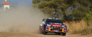 WRC Citroen Acropolis Rally Event Summary