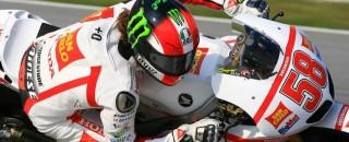 MotoGP San Carlo's Simoncelli Claims MotoGP Pole At TT Assen