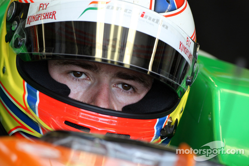 Force India European GP - Valencia Friday Practice Report