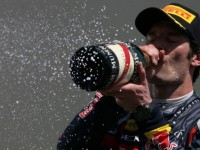 Vettel Still Reigns F1 During European GP At Valencia