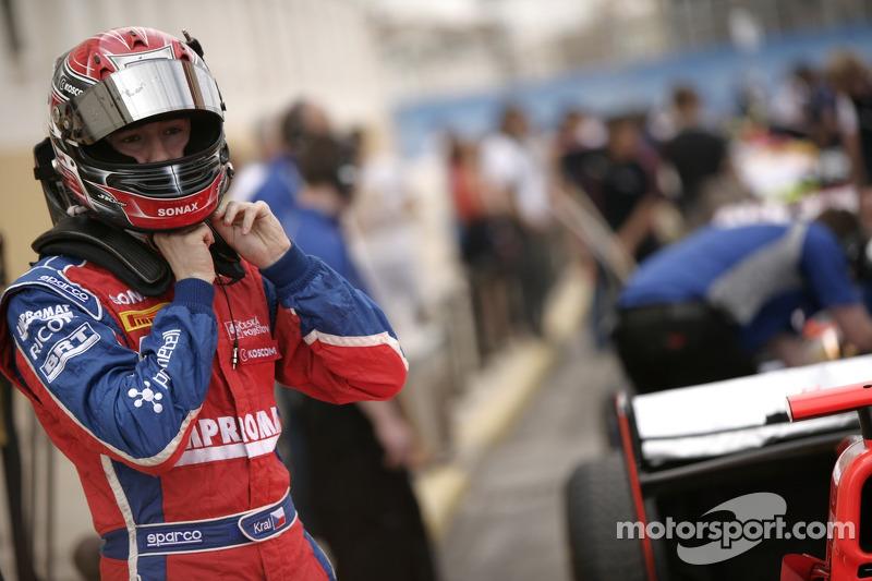 Arden International Valencia Race 1 Report