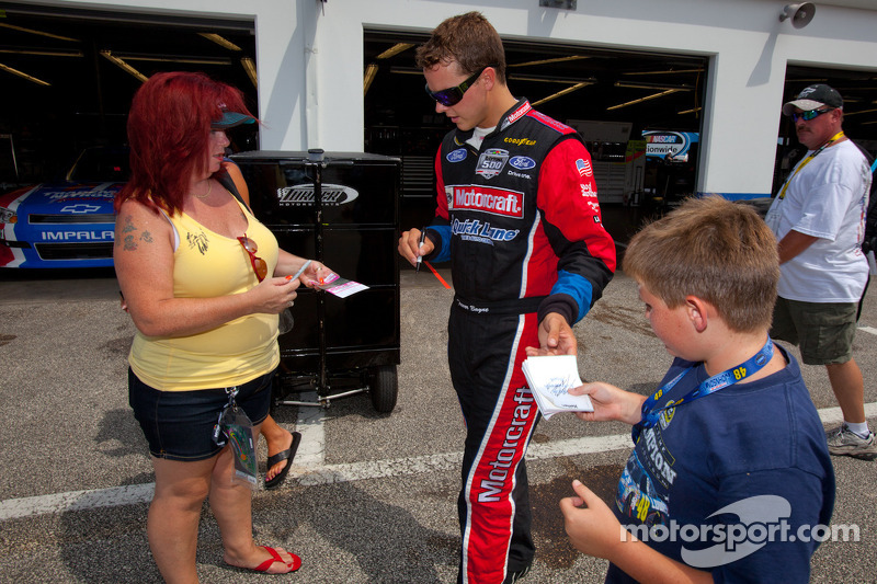 Ford Teams Daytona 250 Race Quotes