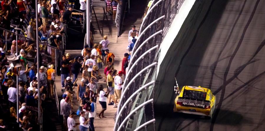 NASCAR's Daytona 400 Winning Team Press Conference