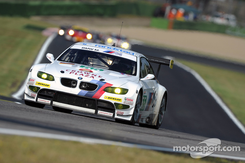 BMW Imola ILMC Race Report