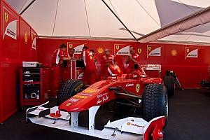 Vintage Ferrari Goodwood FoS Guest Driver Report