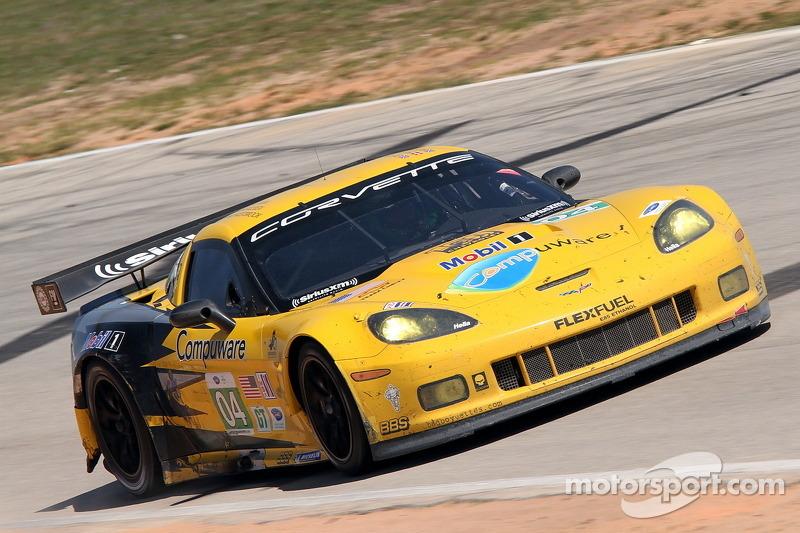 Corvette Racing Begins Championship Run At Lime Rock