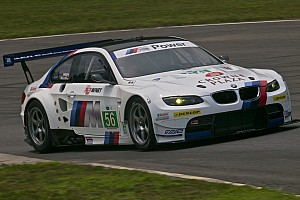 ALMS BMW Team RLL Lime Rock Qualifying Report