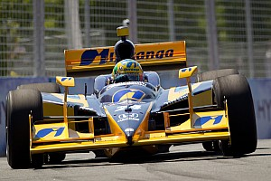 IndyCar Dreyer & Reinbold Toronto Friday Report