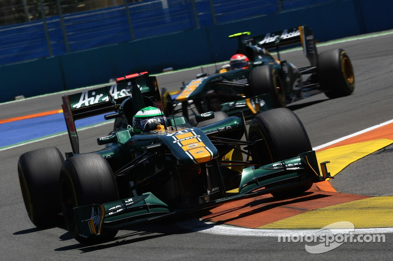 Kovalainen Likely To Stay At Team Lotus - Fernandes