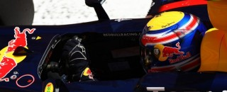 Formula 1 Webber pips Vettel to Silverstone F1 Pole for British GP