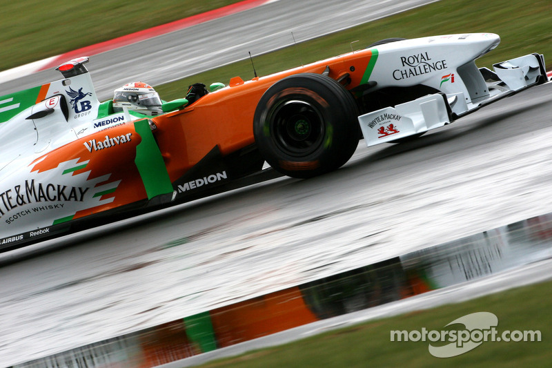 Force India British GP - Silverstone Qualifying Report