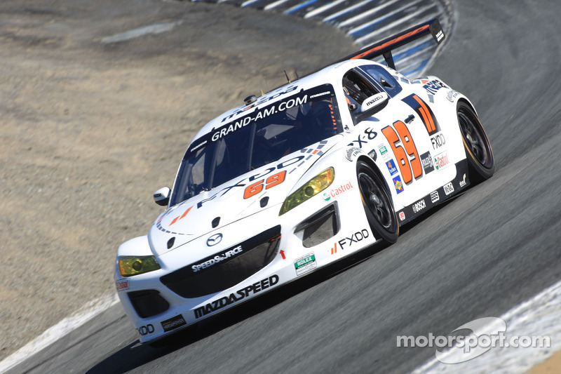 Jeff Segal Laguna Seca Race Report