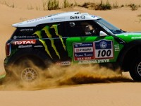 Peterhansel Wins Silk Way Rally 4th Stage For X-Raid
