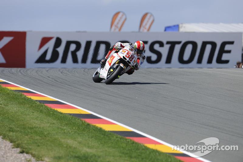 Bridgestone German GP Friday Report