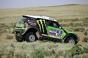 Cross-Country Rally BMW X-Raid Dakar Silk Way Rally Stage 6 Report