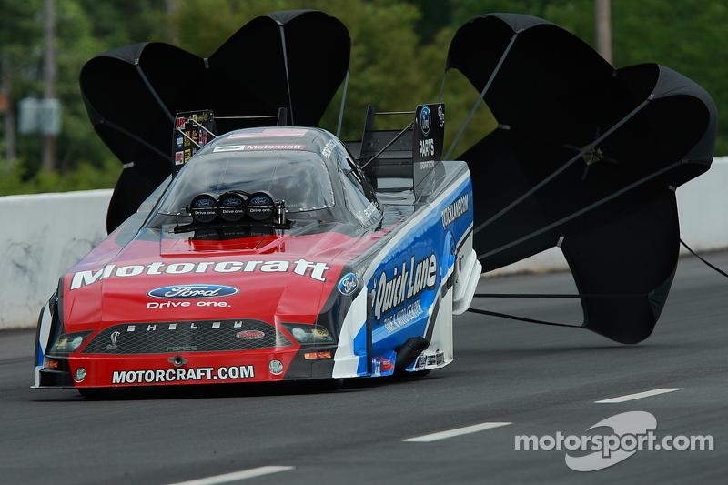 Bob Tasca III - Ford Racing Interview