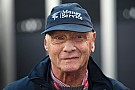 Lauda Ends Cap Deal With Sauber Sponsor