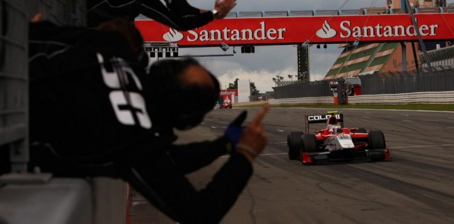 Scuderia Coloini Is Ecstatic Over Filippi's Nurburgring Win