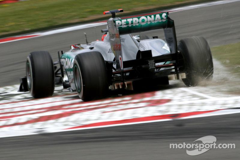 Mercedes German GP - Nurburgring Race Report