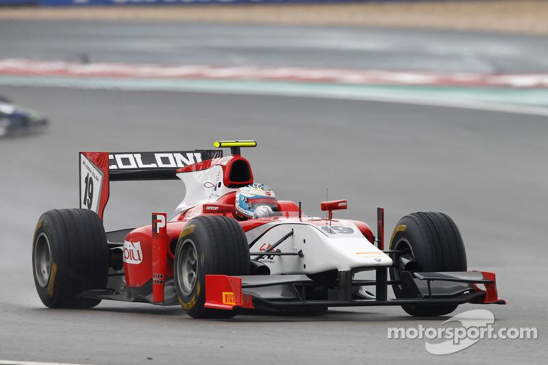 Scuderia Coloni Nurburgring Race 2 Report