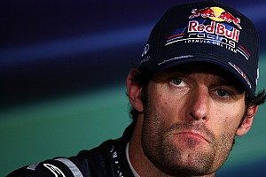 Formula 1 Webber Signs 2012 Red Bull Deal - Report