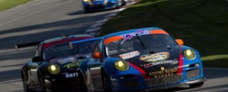 ALMS TRG 1-2 In GTC In ALMS At Mosport Report