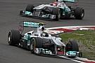 Rosberg Denies 'Destroying' Schumacher In 2011