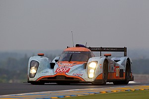 ALMS Aston Martin To Switch Cars For Rest Of 2011 Season
