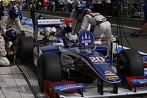 FIA F2 Trident Racing Budapest Race 1 Report