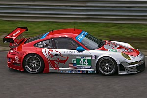 ALMS Flying Lizard Motorsports Ready For Mid-Ohio Challenge