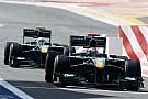 Kovalainen Happy Trulli Up To Speed At Lotus