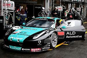 Endurance ALD Automotive / Vita4One Ferrari Spa 24 Hours Report