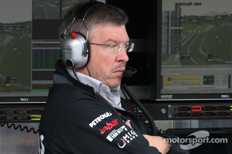 Red Bull's rivals to keep on improving - Brawn