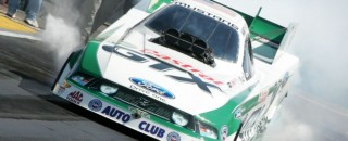 NHRA Heading To Seattle NHRA, Mike Neff Keeps Up The Pressure