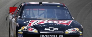 NASCAR Cup Pocono II NASCAR Media Visit with Kevin Harvick