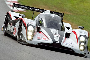 ALMS Muscle Milk AMR  Mid-Ohio Qualifying Report